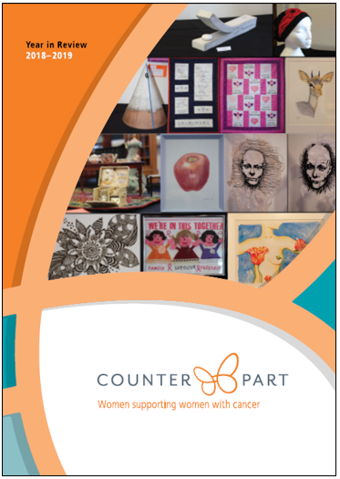 Counterpart Year In Review 2018-2019 cover image