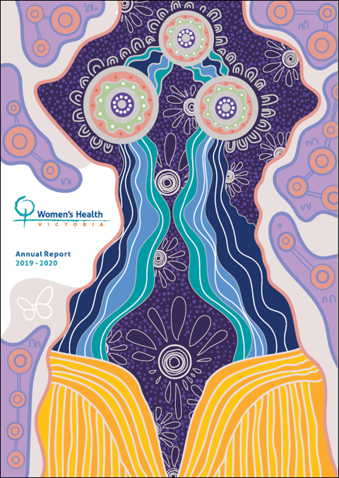 WHV Annual Report 2019-2020 cover image