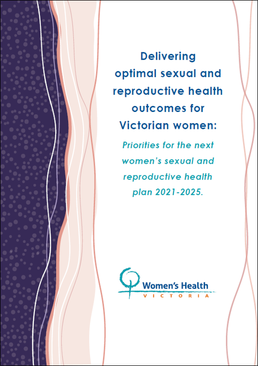 Priorities-for-the-womens-sexual-and-reproductive-health-plan-2021-2025 cover image