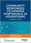 Community responses to gender portrayals in advertising research paper cover image