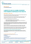 Labor's plan is a game changer for women's reproductive rights - thumbnail